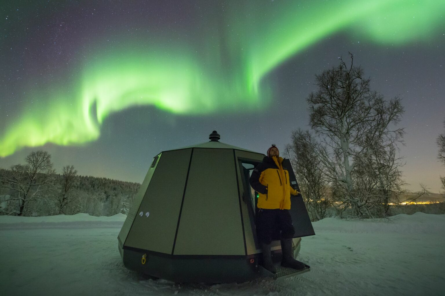 aurorahut Norway