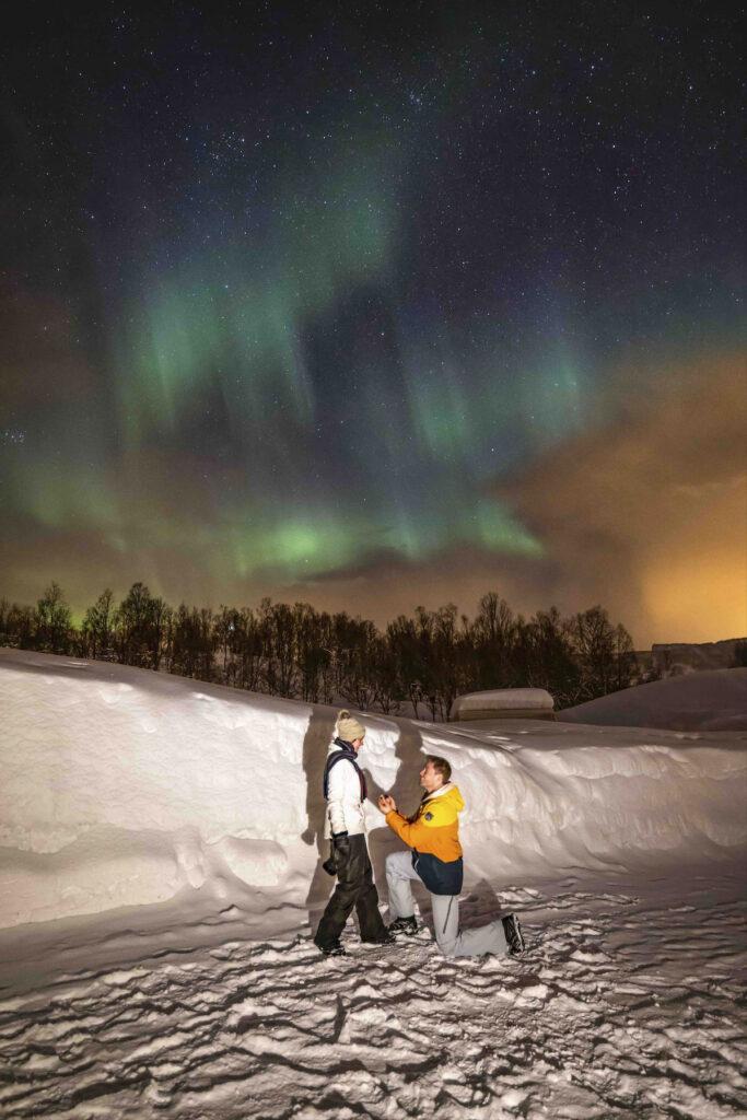 Aurora Borealis Observatory Experience
