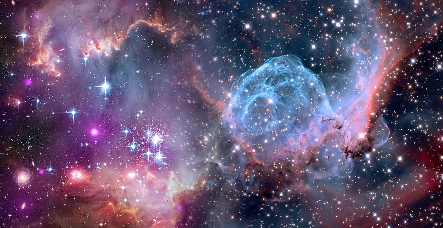 Hubble's most incredible pictures of nebulae