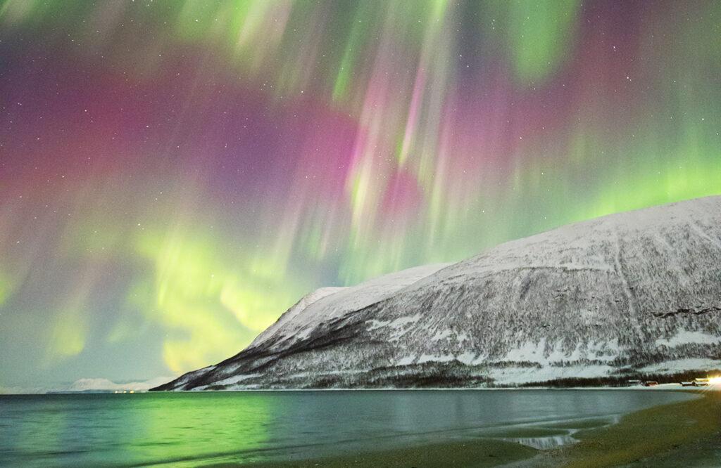 best aurora in 3 years