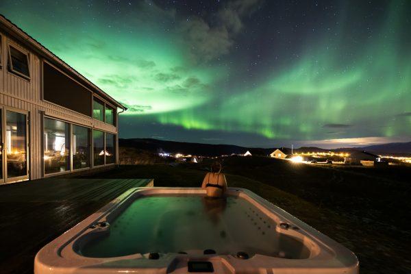 aurora borealis holiday