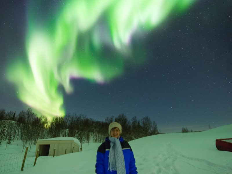 Aurora Borealis Observatory